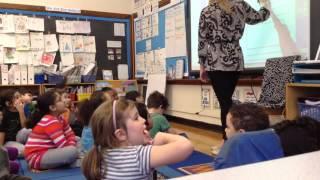 Kindergarten Lucy Calkins Writers Workshop- Differnt Kinds Of Page Video Clip