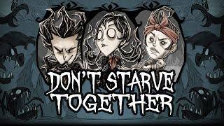 ⚔ HAUNDY! 🐶 Don't Starve Together SEZON 4 #5 W Undecided Tomek90