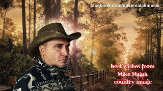 Mike Malak - The Older I Get (country Cover, Onscreen Lyrics)
