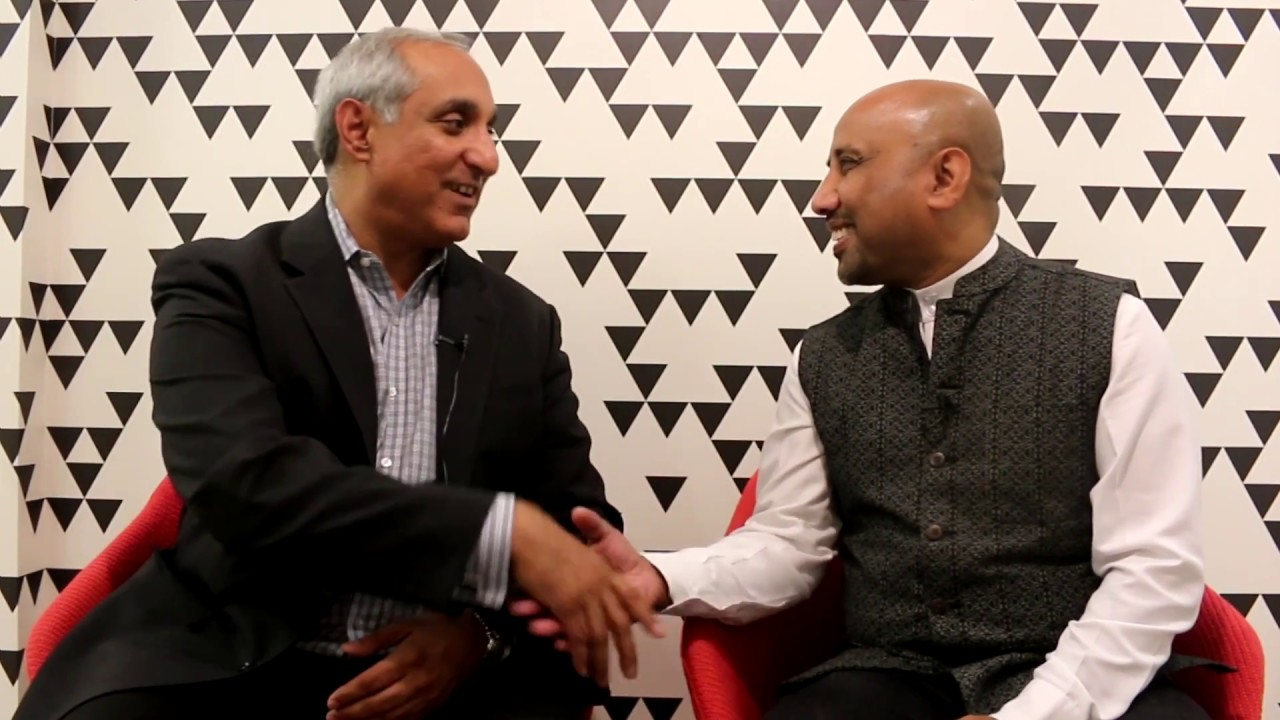 Arun Bhatia Interview at Vizag Fintech Roadshow in NYC