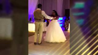 "Best Wedding Dance Ever to John Legend's ""You And"