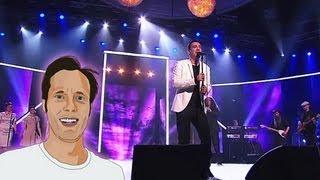 Nije Ljubav Stvar - Željko Joksimović (Serbia) Eurovision Song Contest 2012 - review