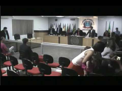 Sessão Ordinária - 29/08/2017