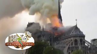 Catedrala Notre-Dame, Distrusă De Flăcări! Cristina Bazavan, Prin Telefon, Din Paris