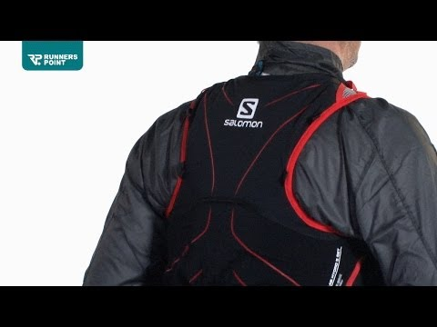 Salomon Laufrucksack Advanced Skin Lab Hydro 5 Set