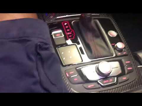 Audi A3 8V MMI (MSTD) force reboot reset - смотреть онлайн