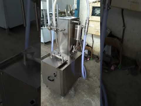 Semi Auto Bottle Capping Machine