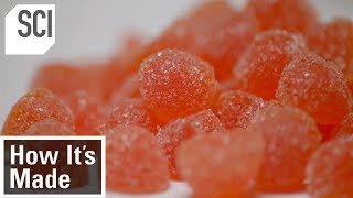 How Gummy Vitamins Are Made | How It's Made