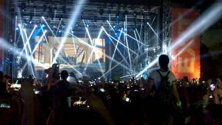 Wiz Khalifa ft. Charlie Puth - See You Again Exit 2016 Novi Sad