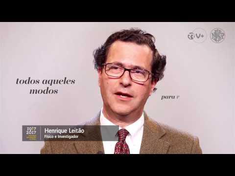 Vozes do Centenário. Henrique Leitão