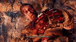 Far Cry Primal - Phần 1: Vừa vào đã bị Hổ răng kiếm đuổi chạy tóe khói