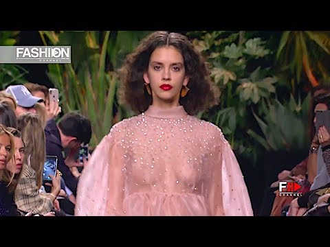 JORGE VAZQUEZ Fall 2019 MBFW Madrid - Fashion Channel