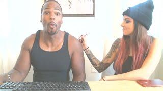 Tyrone Magnus and Fefedahipster TATTOO CHALLENGE!!!