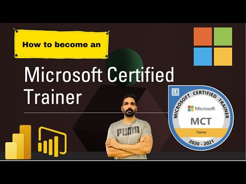 How to become a Microsoft Certified Trainer | Microsoft Certified ...
