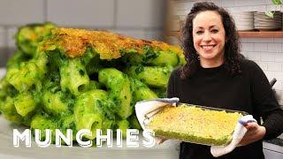 How-to Make a Green Mac & Cheese