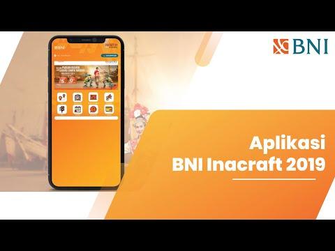 Aplikasi BNI Inacraft 2019