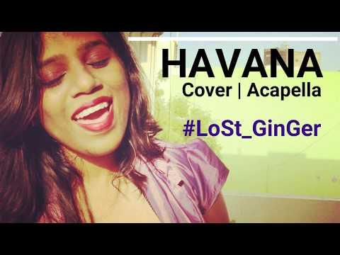 HAVANA- Camila Cabello | Acapella cover | Deepika thamizhvanan