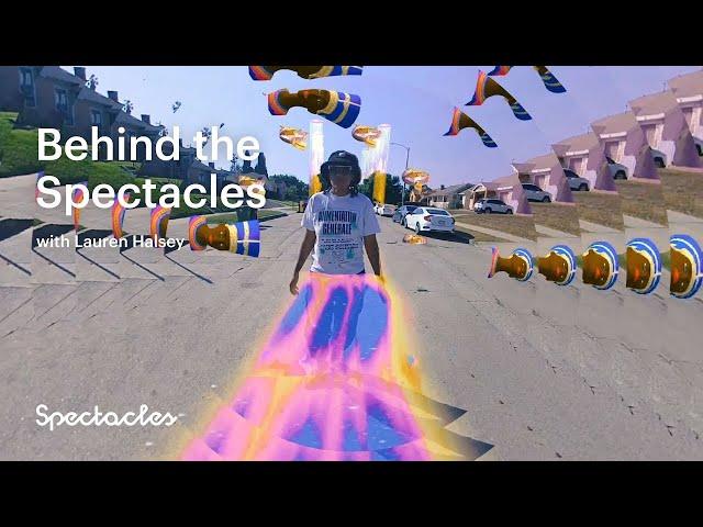Креативщики из Лос-Анджелеса сняли фильм с помощью очков дополненной реальности