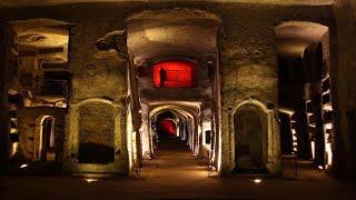 Rione Sanità – le catacombe di San Gennaro a Napoli