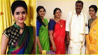 Yaaradi Nee Mohini Serial Shwetha Family Photos | Actress Chaitra Reddy Family and Friends Photos