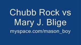 Chubb Rock vs Mary J Blige