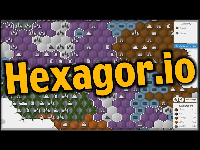 Hexagor.io Video 1