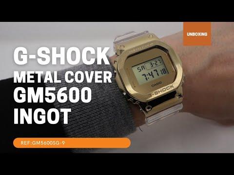 Casio G-Shock Watch GM5600SG-9
