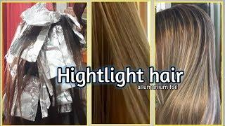 Haightlight Hair Tutorial