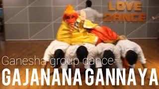 GAJANANA GANARAYA# RITU'S DANCE STUDIO # SURAT