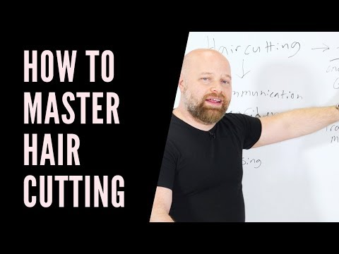 Step by Step Haircutting Class - TheSalonGuy