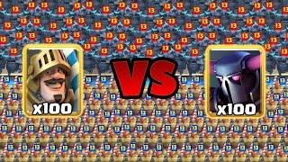 MAX PEKKA VS PRINCE   Clash Royale Super Challenge #19