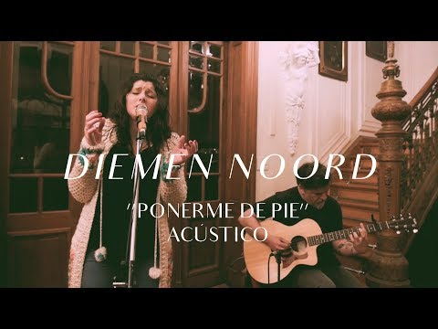 Diemen Noord video Ponerme de Pie - CMTV Acústico 2018
