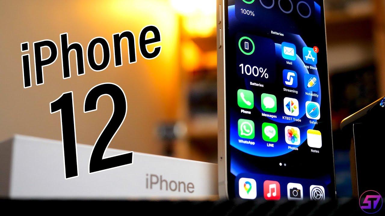 """รีวิว iPhone 12 """"ครบทุกเรื่อง"""" ใครใช้ iPhone 11 หรือ iPhone 11 Pro อยู่ ยิ่งต้องดู"""