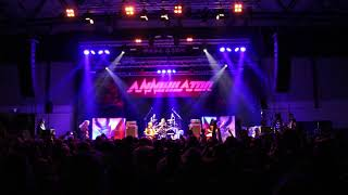 Annihilator - Second To None. Bang Your Head Festival 2018