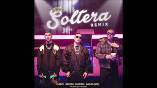Soltera (Remix Audio HD)   Lunay Ft  Daddy Yankee & Bad Bunny