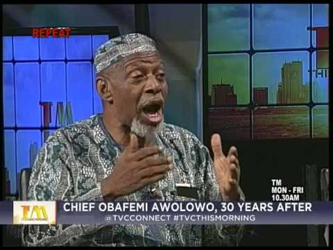 Download This Morning 10th May | Chief Obafemi Awolowo: 30 Years After HD Mp4 3GP Video and MP3