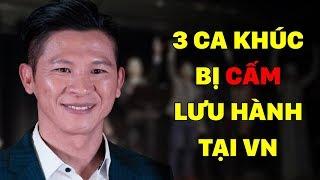 Việt Khang trình bày 3 ca khúc cực hay, bị cấm lưu hành ở VN nhưng được Hải ngoại yêu mến nồng nhiệt