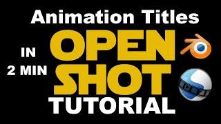 Install OpenShot video editor on Windows 10.