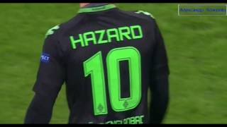 Thorgan Hazard Vs Barcelona 2016 - 2017 HD