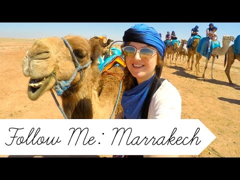 Video MARRAKECH, MOROCCO | Top Things To Do.