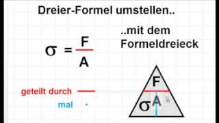 Formeln umstellen - Wie du jede Formel nach einer Variablen auflösen ...