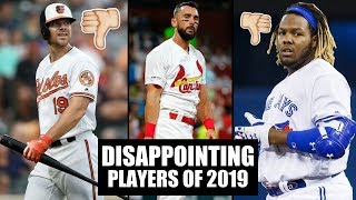 Most Disappointing MLB Players From EVERY Team