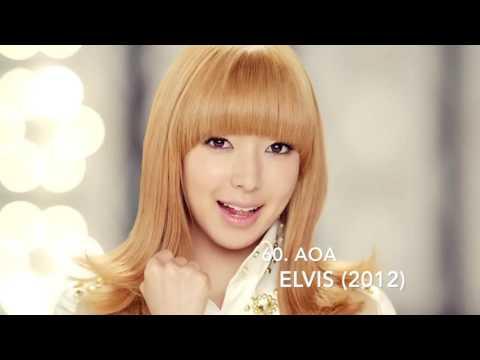 Top 200 K-Pop Girl Group Songs (PART 2)