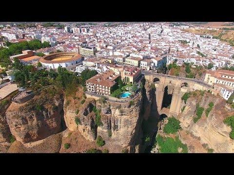 ВЛОГ Испания РОНДА - город на краю пропасти