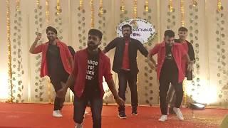 Pavizha Mazha | പവിഴമഴ | Athiran | Dance Performance ,Njan Jackson Allada  ASTER MEDCITY ONAM 2019