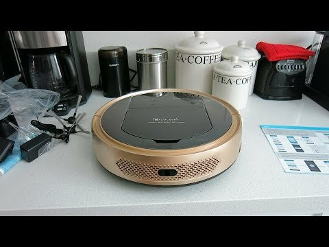 COULD THIS BE THE ROOMBA iROBOT KILLER - THE BEST ROBOT VACUUM Proscenic 790T