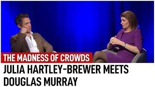 The Julia Hartley-Brewer Show | Julia Hartley-Brewer meets Douglas Murray | #JHBshow