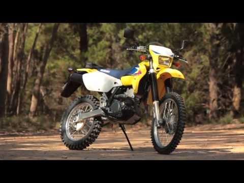 MXTV Bike Review – 2014 Suzuki DRZ400E
