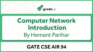 Computer Network GATE Lectures | Basics, Syllabus, Book | GATE 2019 Computer Science Preparation