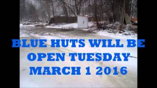 Blurr Ice Report March 1